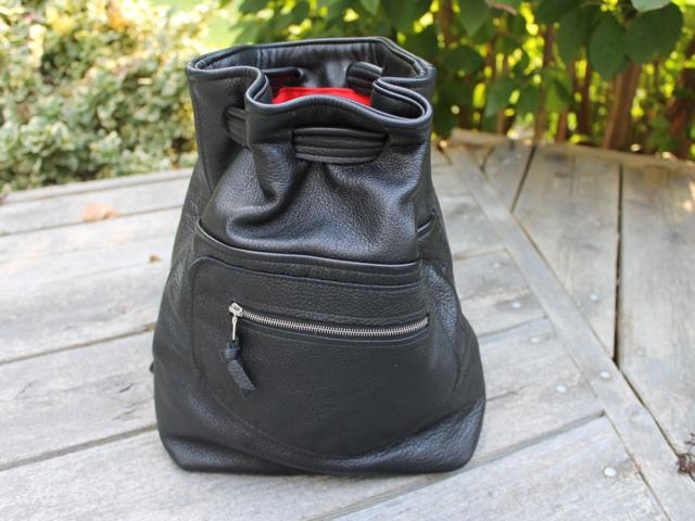 Full-time backpack