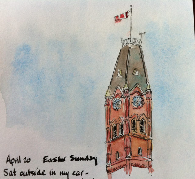 city hall april 20
