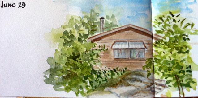 cottage wc june 29