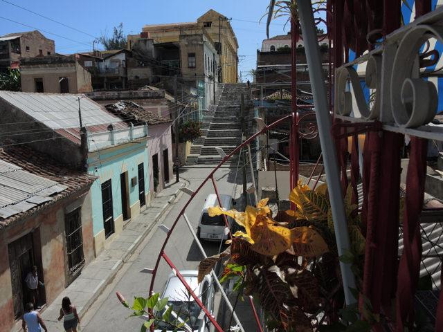 santiago casa balcon