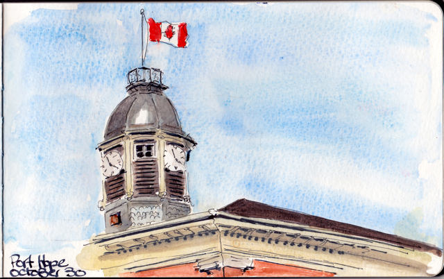 port hope city hall