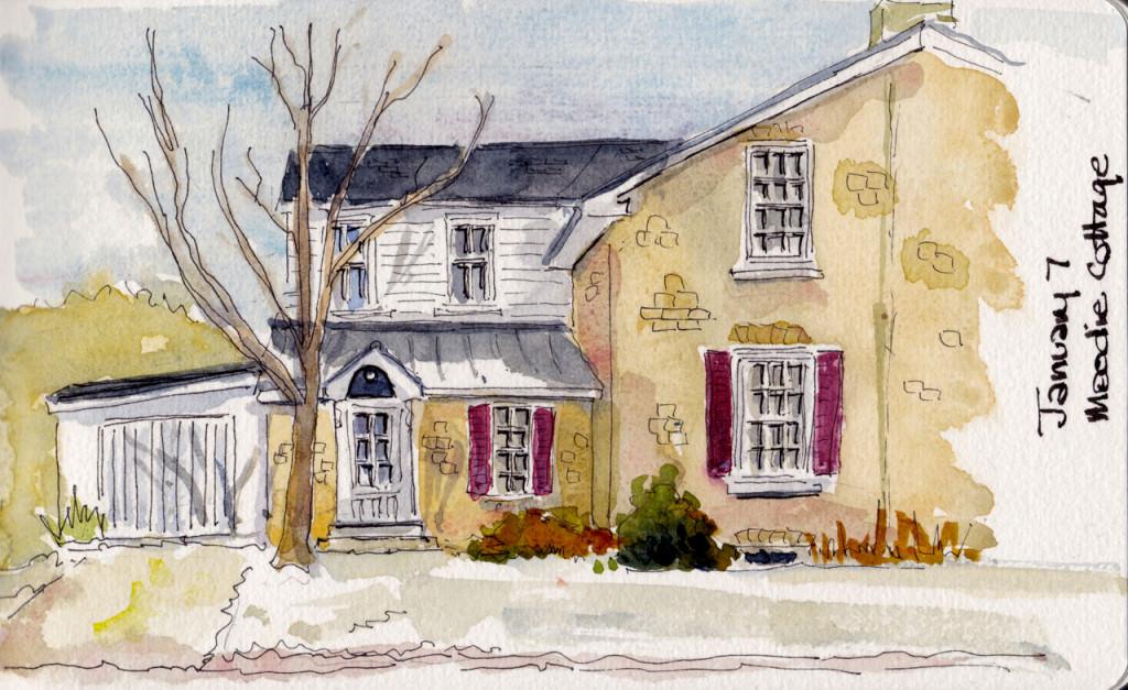 moodie house