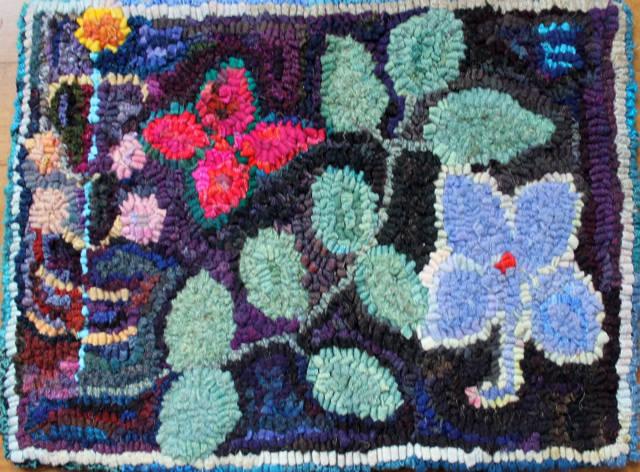 floral hooking