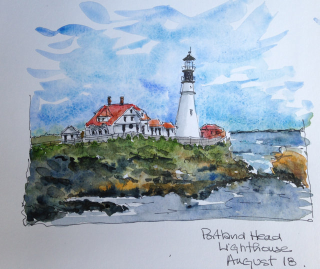 porltand head lighthouse2