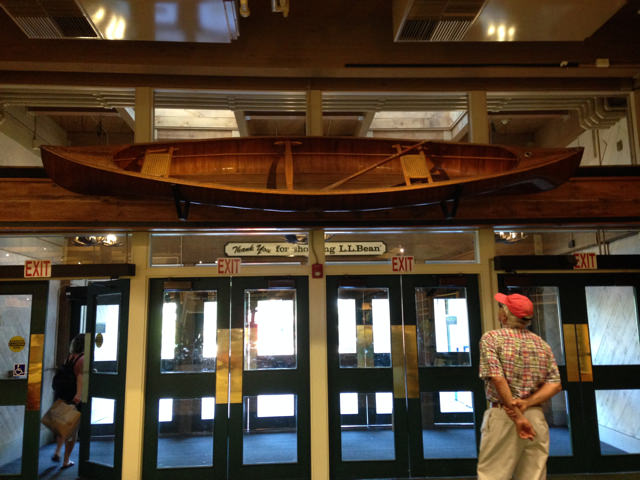 bean canoe