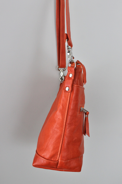 carissa orange bag 1