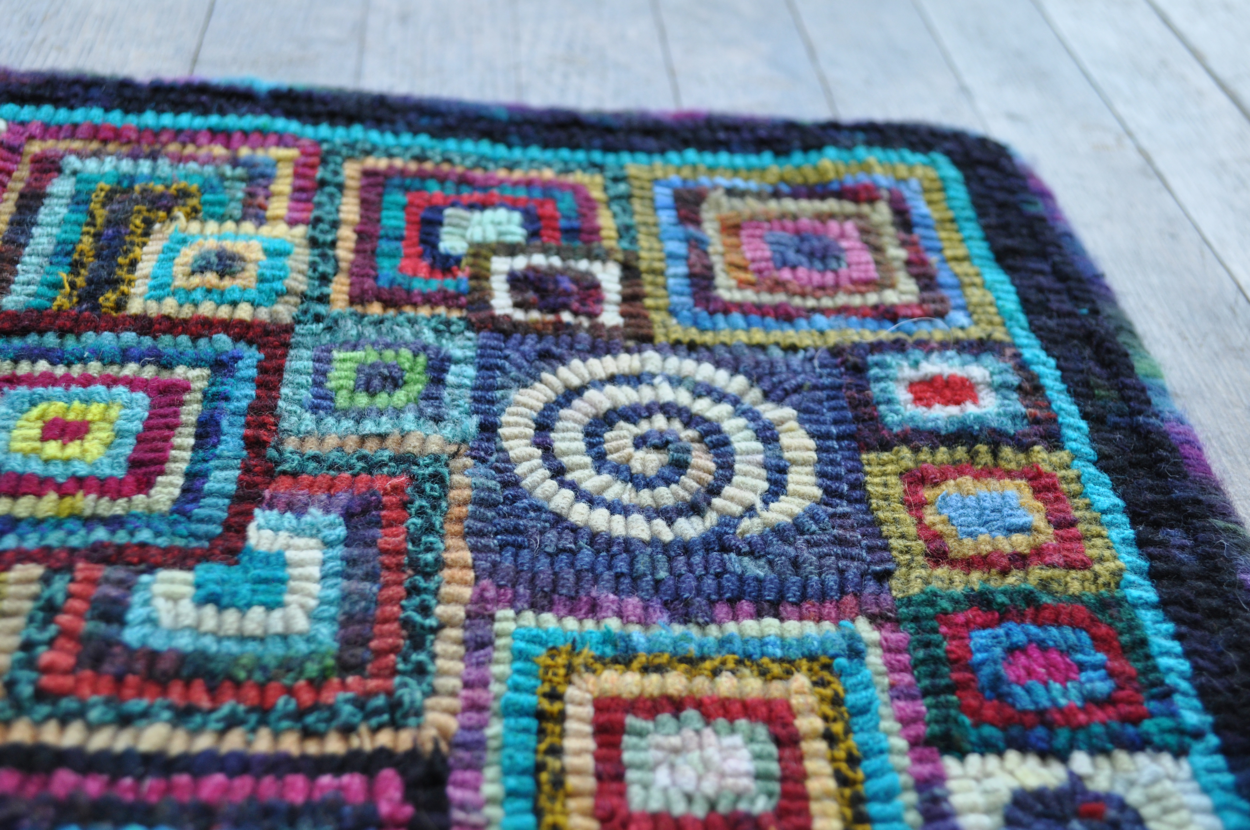 Rugs Travelling To To