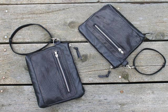 black pouches 1