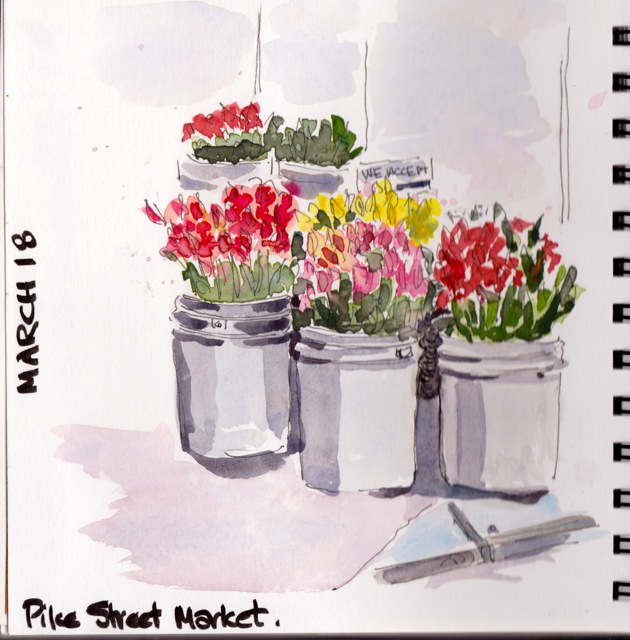 pike street tulips