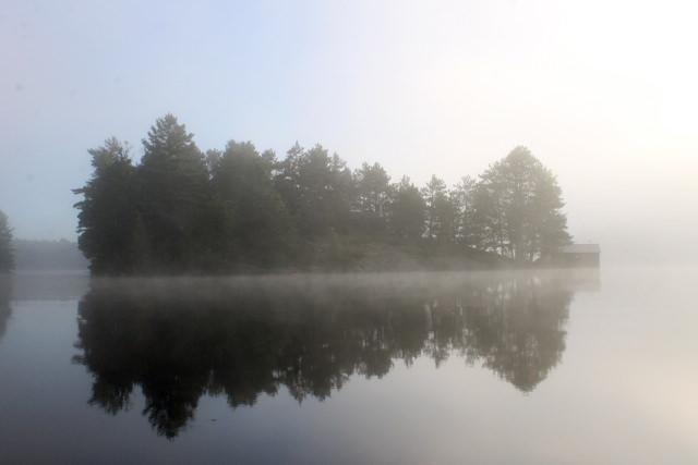 lake mist 1