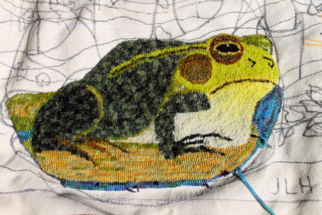 j frog