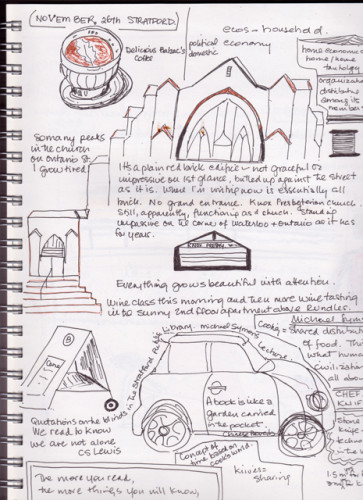 2009 journal page
