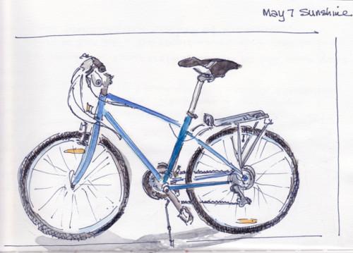 may 7 bicycle