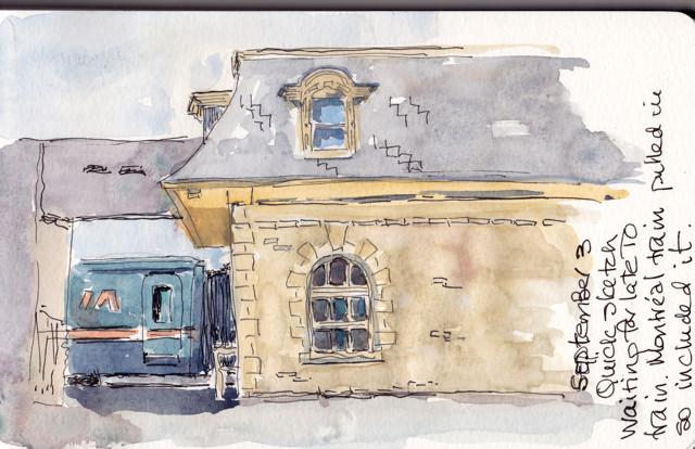 bv train station