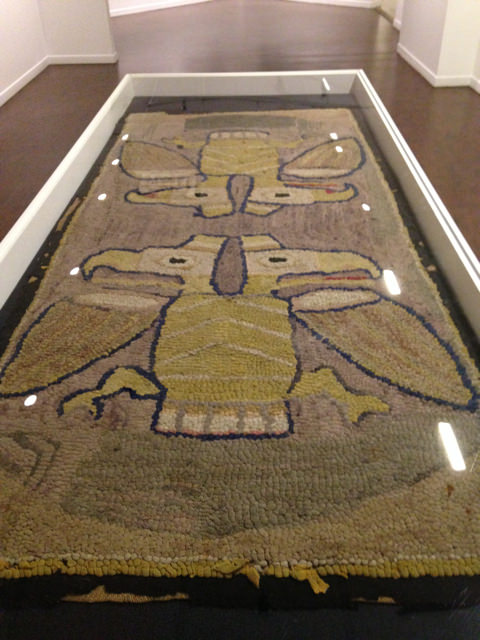 emily car rug