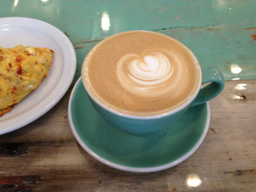 paquebot cappuccino