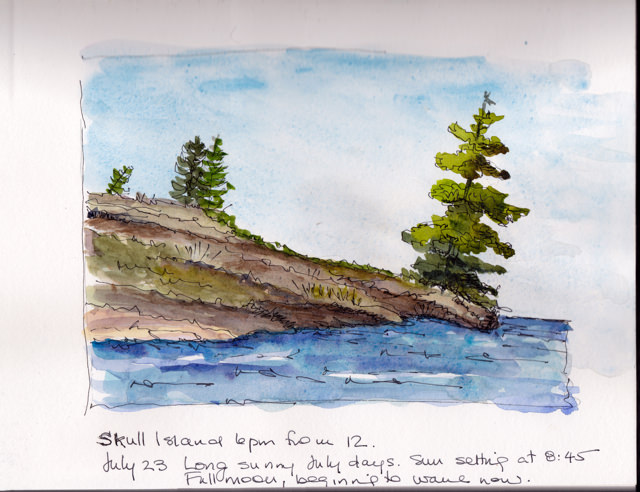 skull island pine